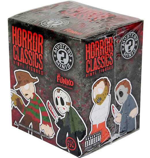 Funko Mystery Minis Horror Classics Series 1 Mystery Pack