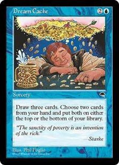 MtG Tempest Common Dream Cache