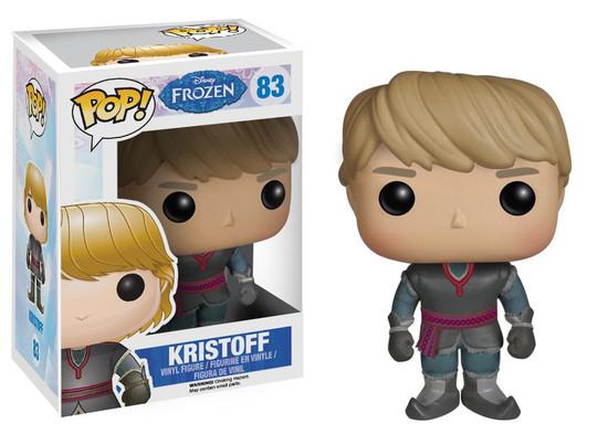 Funko Disney Frozen POP! Movies Kristoff Vinyl Figure #83