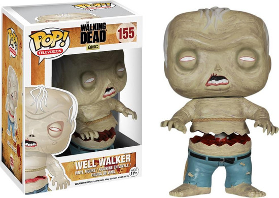 Funko The Walking Dead POP! TV Well Walker Vinyl Figure #155