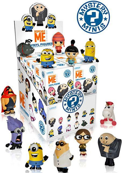 Funko Despicable Me Mystery Minis Minion Made Mystery Box [12 Packs]