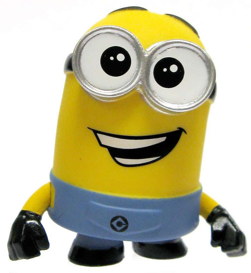 Funko Despicable Me Mystery Minis Minion Dave 2.5-Inch 1/12 Mystery Minifigure [Loose]