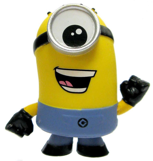 Funko Despicable Me Mystery Minis Minion Carl 2.5-Inch 1/12 Mystery Minifigure [Loose]