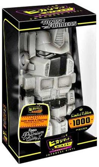 "Funko Transformers Hikari Japanese Vinyl Optimus Prime 7-Inch 7"" Vinyl Figure [Gray Skull]"
