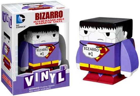 Funko Superman Vinyl 3 Bizarro Vinyl Figure