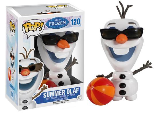 Funko Disney Frozen POP! Movies Summer Olaf Vinyl Figure #120