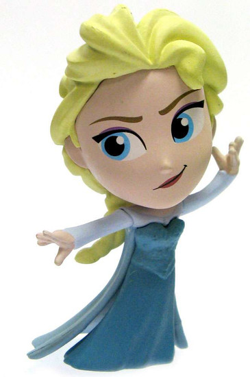 Funko Disney Frozen Mystery Minis Adult Elsa 2.5-Inch 1/12 Mystery Minifigure [Casting Loose]