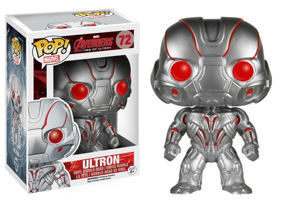 Funko Avengers Age of Ultron POP! Marvel Ultron Vinyl Figure #72