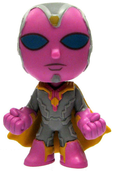 Funko Marvel Avengers Age of Ultron Mystery Minis Vision 2.5-Inch 1/12 Mystery Minifigure [Loose]