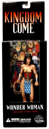 DC Kingdom Come Series 1 Wonder Woman Action Figure