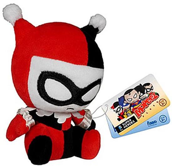 Funko DC Mopeez Harley Quinn Plush