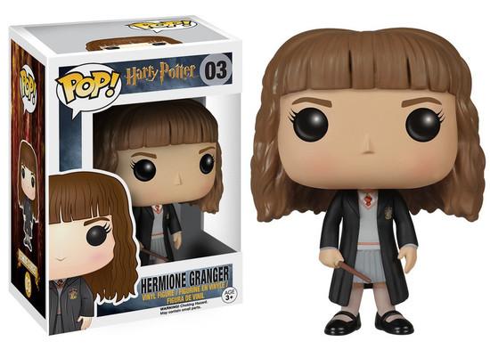 Funko Harry Potter POP! Movies Hermione Granger Vinyl Figure #03