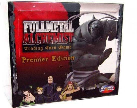 Fullmetal Alchemist Trading Card Game Premier Edition Booster Box