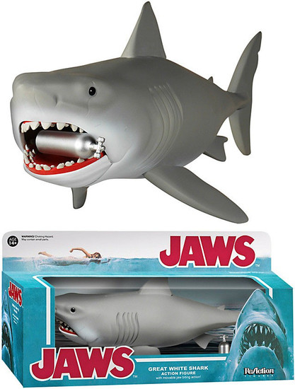 Funko ReAction Jaws Action Figure [Super-Sized]