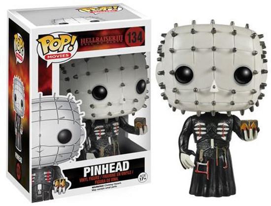 Funko Hellraiser POP! Movies Pinhead Vinyl Figure #134