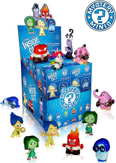 Funko Disney / Pixar Mystery Minis Inside Out Mystery Box [12 Packs]