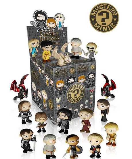 Funko Mystery Minis Game of Thrones Series 2 Mystery Box [12 Packs]