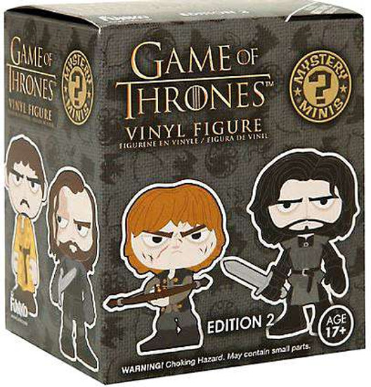 Funko Mystery Minis Game of Thrones Series 2 Mystery Pack