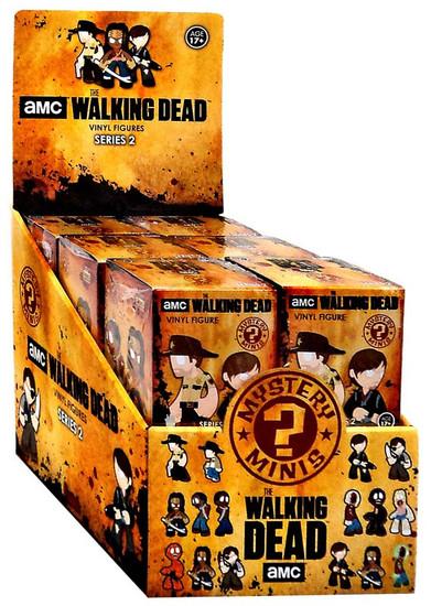 Funko The Walking Dead Mystery Minis Walking Dead Series 2 Mystery Box [12 Packs]