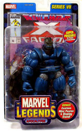 Marvel Legends Series 7 Apocalypse Action Figure