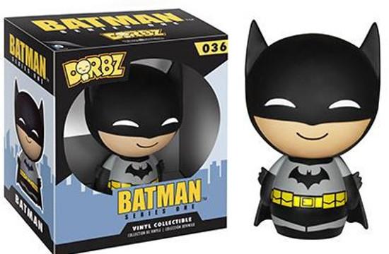 Funko Dorbz Batman Vinyl Figure #36 [Black Suit]