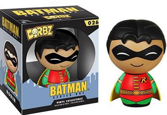 Funko Batman Dorbz Robin Vinyl Figure #26