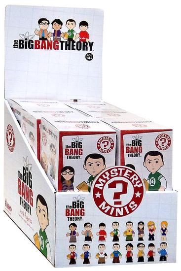 Funko Mystery Minis The Big Bang Theory Mystery Box [12 Packs]