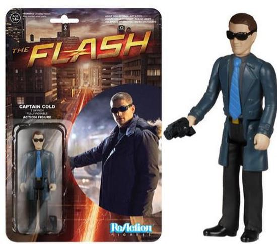 Funko The Flash CW TV Series ReAction Captain Cold Action Figure