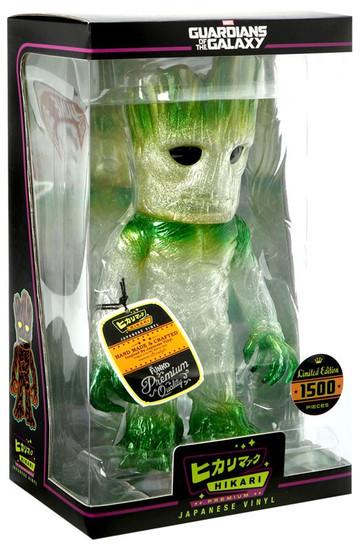 Funko Marvel Guardians of the Galaxy Hikari Japanese Vinyl Groot Exclusive 7-Inch Vinyl Figure [Regeneration]