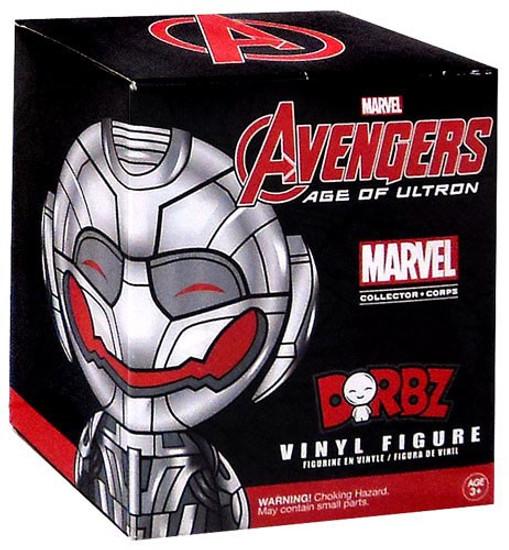 Funko Marvel Avengers Age of Ultron Dorbz Ultron Exclusive Vinyl Figure