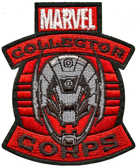 Funko Marvel Collector Corps Ultron Exclusive Patch