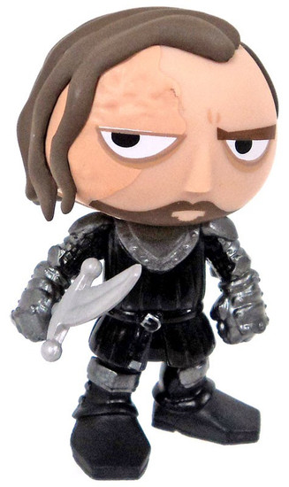 Funko Game of Thrones Series 2 Mystery Minis Sandor Clegane 1/24 Rare Mystery Minifigure [The Hound Loose]