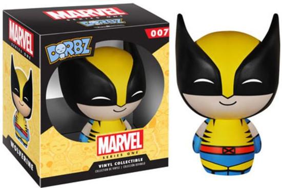 Funko Marvel X-Men Dorbz Wolverine Vinyl Figure #05