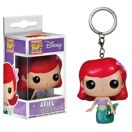 Funko The Little Mermaid POP! Disney Ariel Keychain