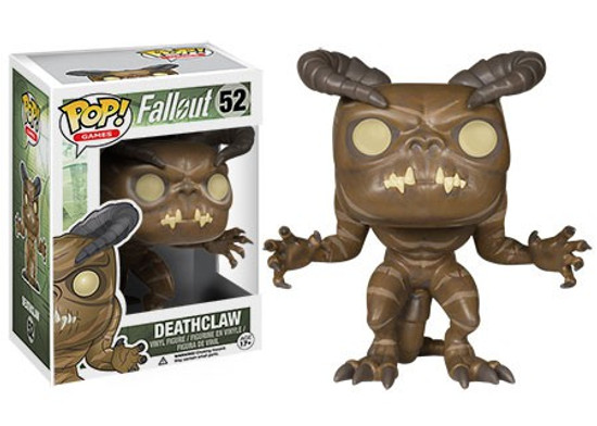 Funko Fallout POP! Games Deathclaw Vinyl Figure #52