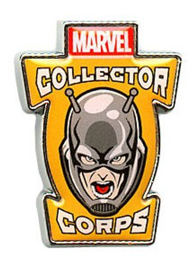 Funko Marvel Collector Corps Ant-Man Exclusive Pin