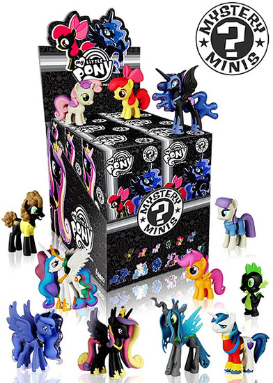 Funko Mystery Minis My Little Pony Series 3 Mystery Box [12 Packs]