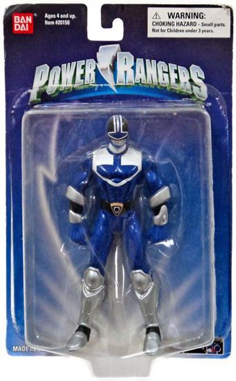 Power Rangers Power Ranger Heroes Series 13 Time Force Blue Ranger Action Figure