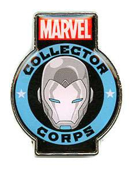 Funko Marvel Collector Corps War Machine Exclusive Pin