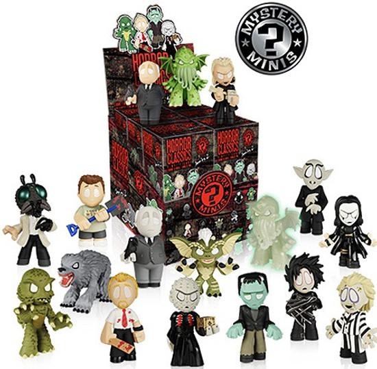Funko Mystery Minis Horror Classics Series 2 Mystery Box [12 Packs]