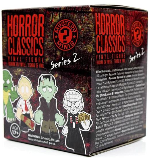 Funko Mystery Minis Horror Classics Series 2 Mystery Pack [1 RANDOM Figure]