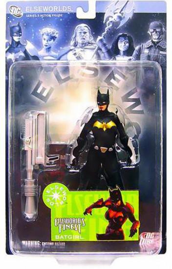 DC Elseworlds Series 3 World's Finest Batgirl Action Figure