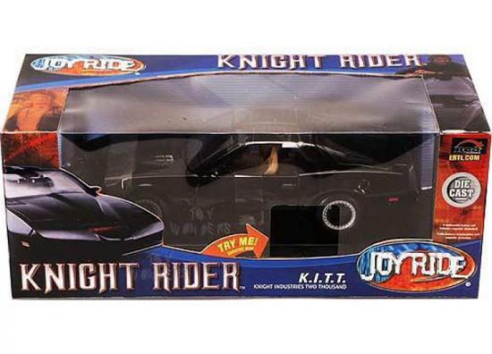 Knight Rider K.I.T.T. Diecast Car