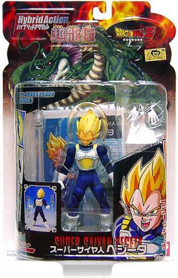 Dragon Ball Z Hybrid Super Saiyan Vegeta Action Figure