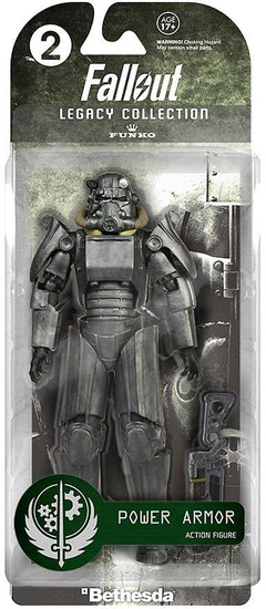 Funko Fallout Legacy Collection Power Armor Action Figure #2