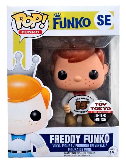 POP! Freddy Funko Exclusive Vinyl Figure SE [Toy Tokyo]