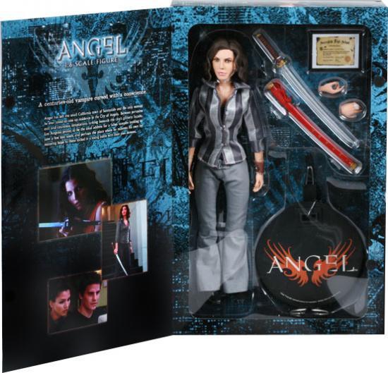 Angel Cordelia Exclusive Collectible Figure