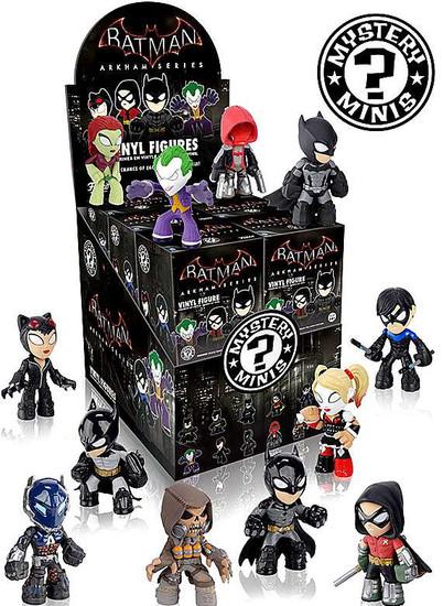 Funko DC Mystery Minis Batman Arkham Mystery Box [12 Packs]