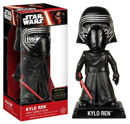Funko Star Wars The Force Awakens Kylo Ren Bobble Head