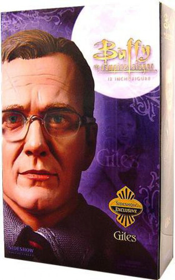 Buffy The Vampire Slayer Giles Exclusive Collectible Figure